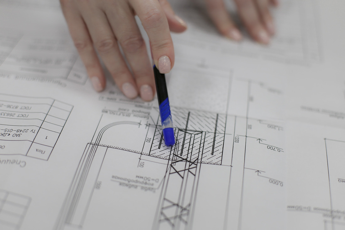 Фрагмент плана построительству крупно
